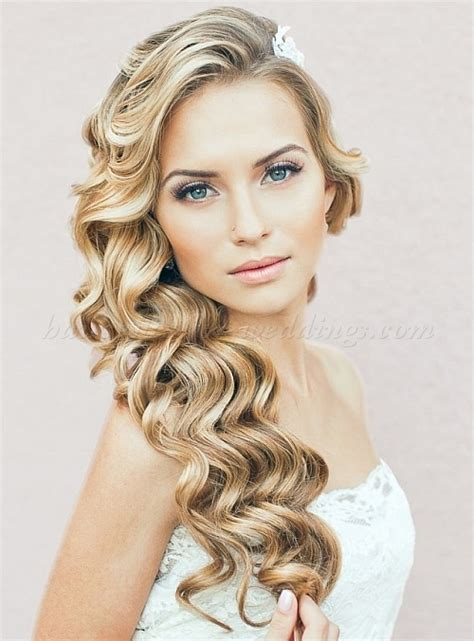 Wedding Hairstyles Hair Wavy hair wedding hairstyles wedding hairstyles for