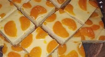 quark mandarinen kuchen vom blech mandarinen quark kuchen blech