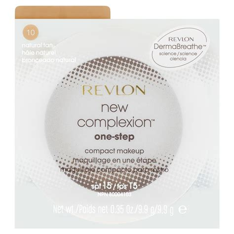 Revlon New Complexion buy revlon new complexion one step compact makeup