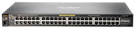 Hpe Aruba 2530 48g Poe 2sfp Switch J9853a 1 aruba 2530 48g poe 2sfp switch j9853a