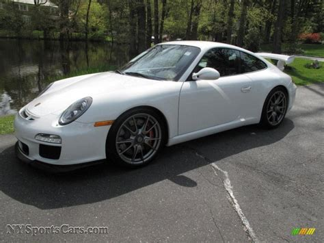 White Porsche Gt3 by 2010 Porsche 911 Gt3 In Carrara White 783298