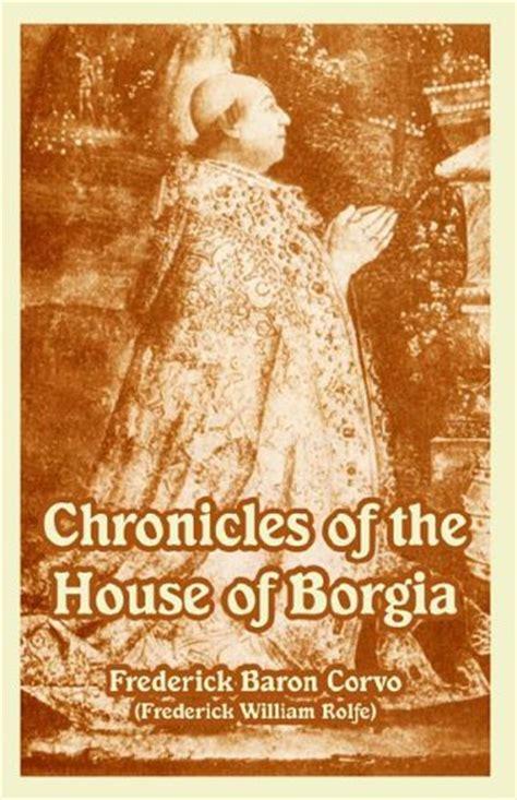 house of borgia chronicles of the house of borgia download link