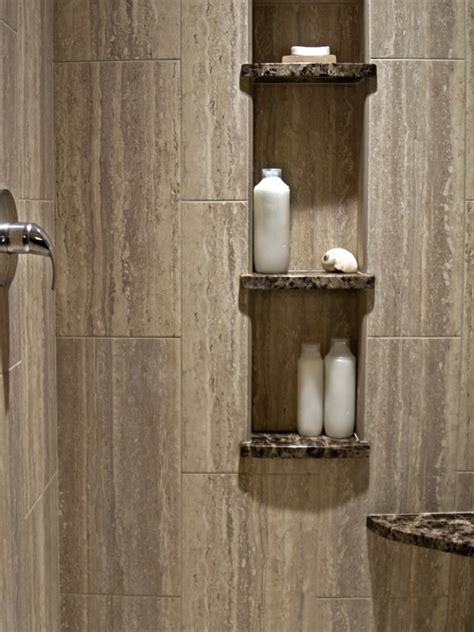 vertical tile bathroom vertical tile master bath pinterest