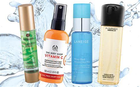 50ml Mustika Ratu Oxigenated Spray 4 produk spray menyegarkan