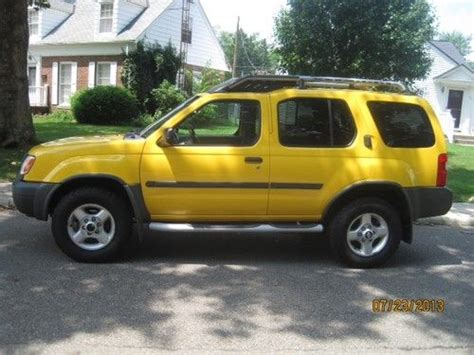 buy used 2001 nissan xterra se 4x4 ready to work fun must find used 2001 nissan xterra 4x4 in massillon ohio united states for us 5 800 00