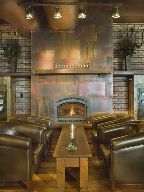 the bronze room rustic track lighting living room rustic with brass brick wall bronze beeyoutifullife