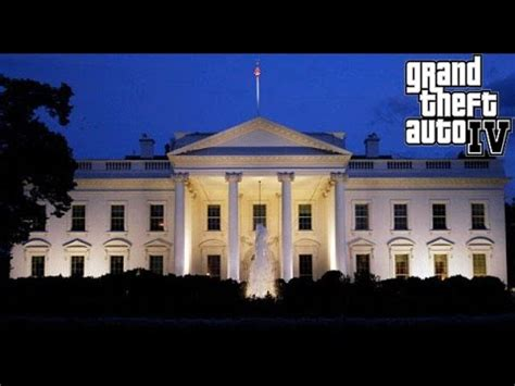 youtube white house gta iv white house tour youtube
