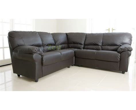 large black leather sofa polo large corner sofa high quality black faux leather