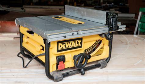 Dewalt Dwe7480 10 Quot Compact Site Table Saw Ptr