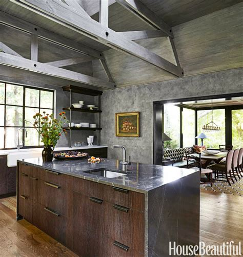 Restored Kitchen Cabinets by Rustic Modern Decor For Country Spirited Sophisticates