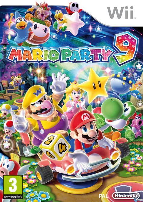 mario party  videojuego wii vandal