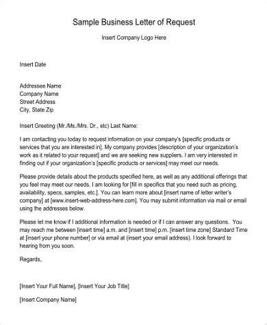 request letter templates ms word google docs