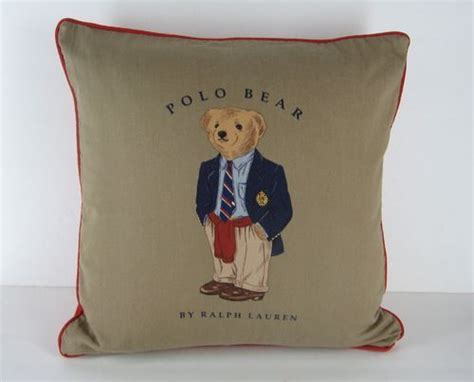 Ralph Pillow by Ralph Teddy Pillow