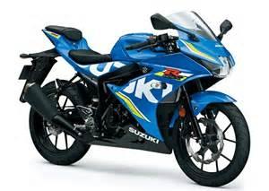 Www Suzuki Moto Suzuki Gsx R125