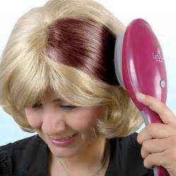 Galerry coloring my gray hair at home