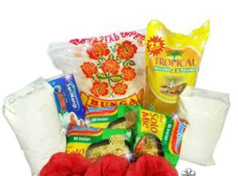 Paket Hemat Sembako 150 Ribu 3 jual paket 50 ribu sembako karyawan murah berkesan di