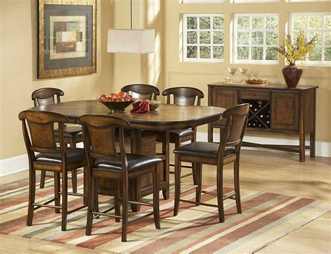 Pinterest Dining Room Table Counter Height Dining Room Sets Using Pinterest Style Decorated Table Plus Unique