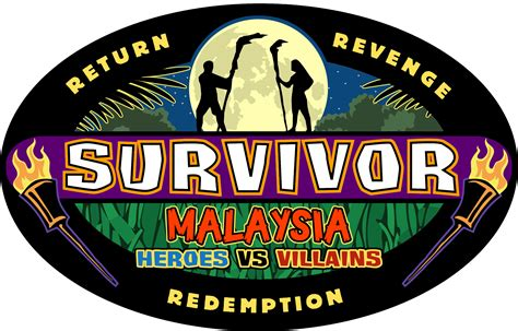 Season 32 Logo Fan Made Survivor Survivor Logo Template