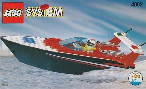 lego speed boat sets boats brickset lego set guide and database