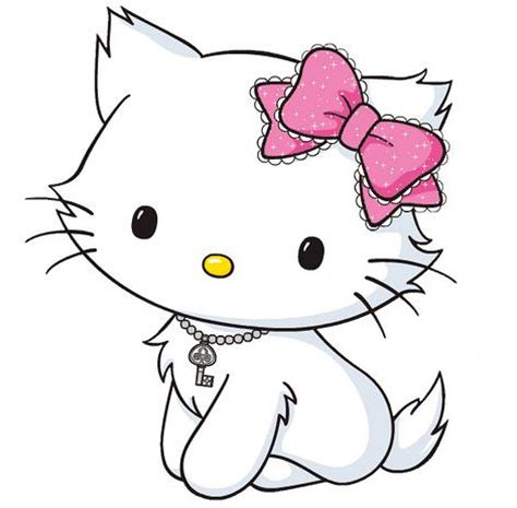 imágenes de kitty la gatita charmmy kitty mascota de hello kitty