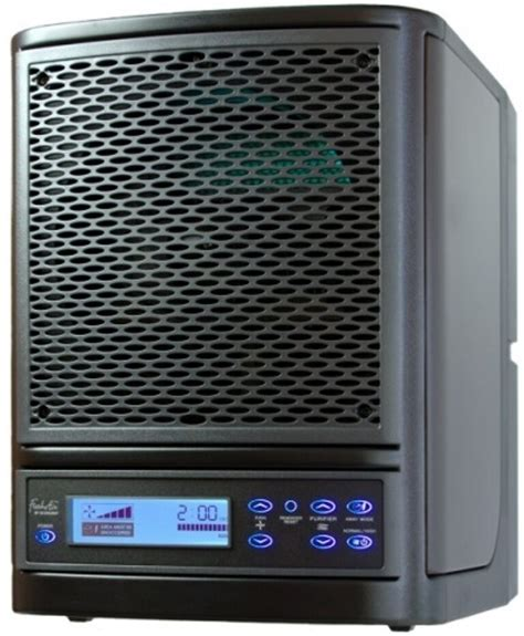 introducing a new ecoquest fresh air model 3 0 purifier alpine air ionizer ozone 6008849000445