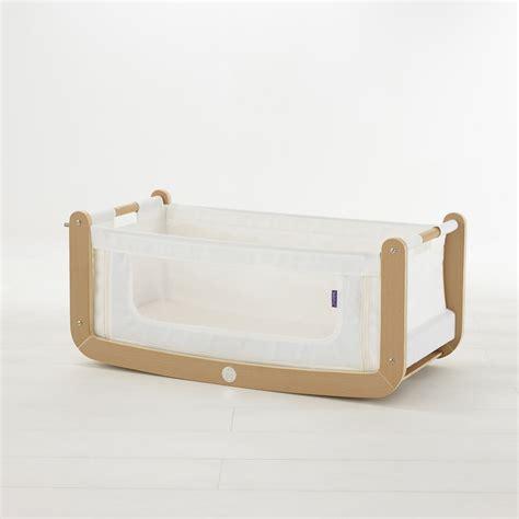 troll bedside crib mattress snuz snuzpod2 bedside crib mattress available at w h