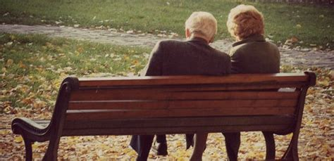 old couple on bench quotes sitting on the bench quotesgram