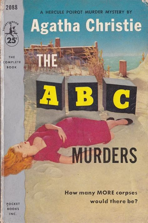 the abc murders poirot 0007234430 christie cocktails the a b c murders forever young