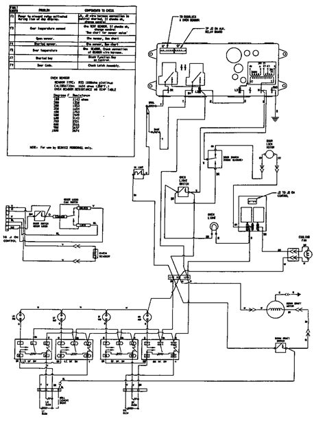 range wiring diagrams wiring diagram