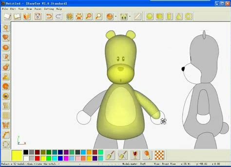 easy 3d drawing software easy 3d modelling using sketched based easytoy software