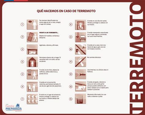 imagenes en ingles de terremotos la experiencia de un terremoto en chile