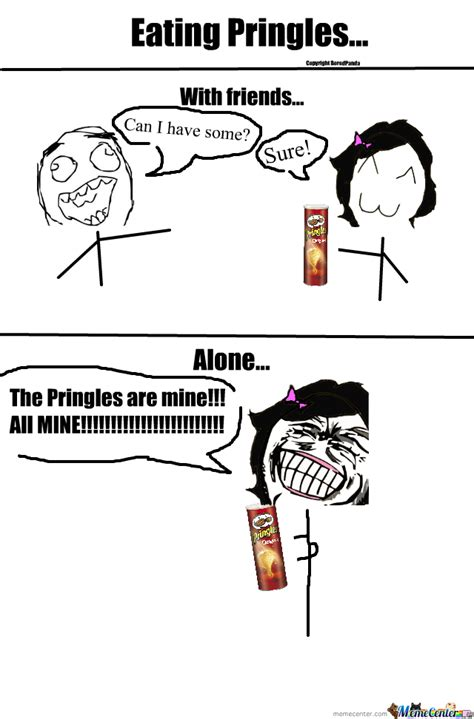 Pringles Meme - pringles meme 28 images brings pringles to the