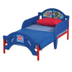 Wood Toddler Bed Toys R Us Transformers Animated Toddler Furniture Now Available At