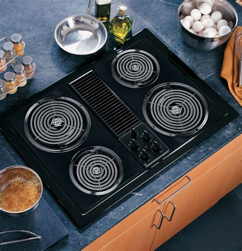 Ge Modular Cooktop Jp389bjbb Ge Select Top Modular Downdraft Cooktop The