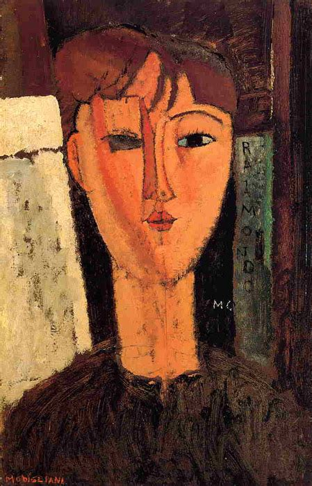 history  art amedeo modigliani
