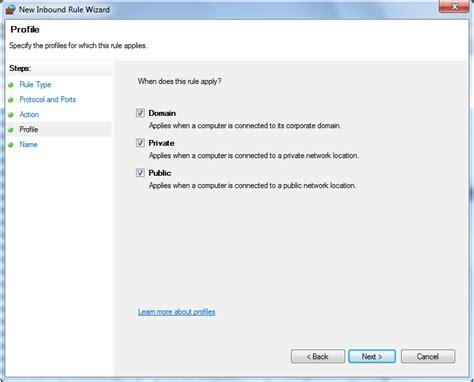 open port manually open ports in windows firewall