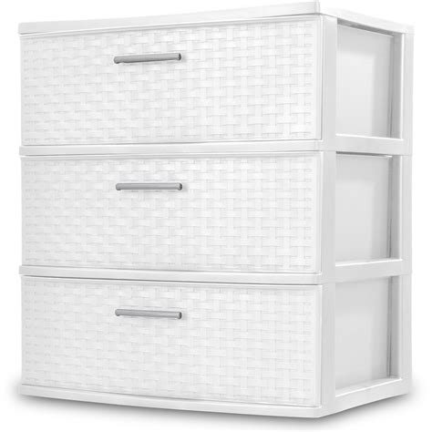 sterilite single drawer storage sterilite 3 drawer cart black available in case of 2 or