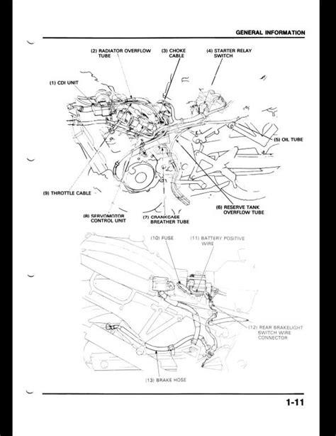 wiring diagram honda nsr 125 wiring wiring diagram