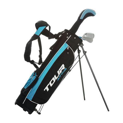 Premium Kid Set By Hb dunlop junior premium golf tour set sports driver putter bag graphite shaft ebay
