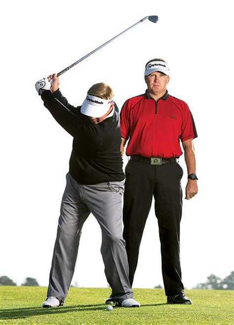 stack and tilt golf swing drills four moves to stack tilt golf tips magazine