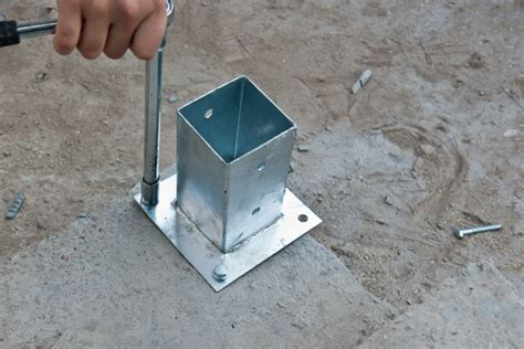 anchoring foamboard to concrete wall how to install concrete anchor howtospecialist how to