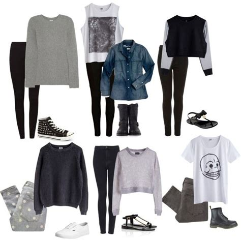 High School Wardrobe by 1000 Ideas About Middle School On