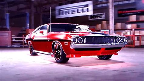 dodge challenger clubs coolest cars from midnight club series
