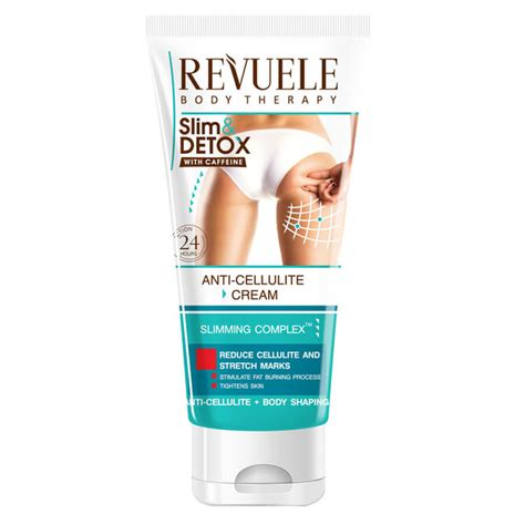 Revuele Slim And Detox Before And After by Revuele Slim Detox Kr 233 M Proti Celulit 237 De 200 Ml Anti