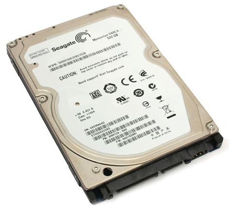 Hdd Seagate Momentus 500gb st9500325as seagate momentus 500gb sata 3 0 gbps drive
