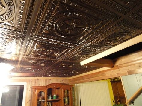 real tin ceiling tiles ls installed at antique tin ceiling tiles to