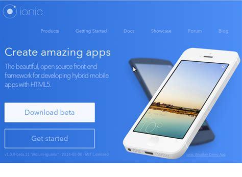 mobile app layout design tool the top 7 hybrid mobile app frameworks