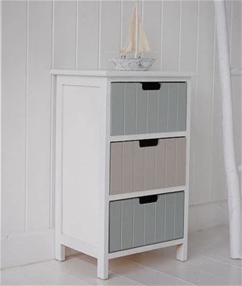 beach free standing bathroom cabinet furniture with