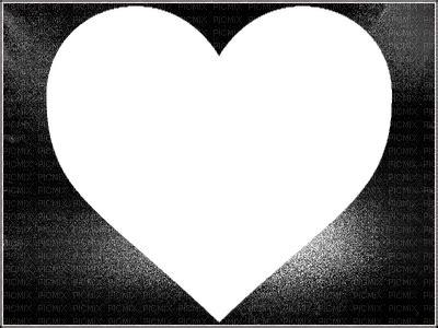 imagenes de corazones a blanco y negro coraz 243 n blanco y negro picmix