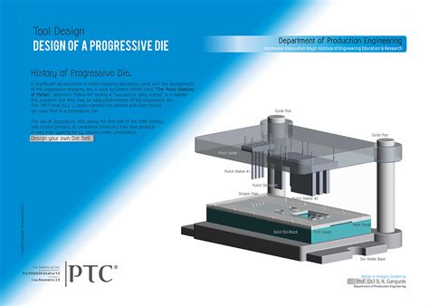pattern modeling analysis tool tool design design analysis of press tools on behance